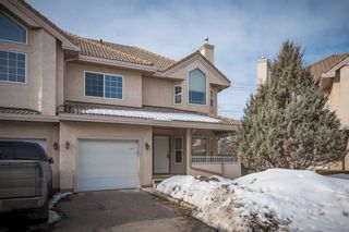 Main Photo: 1705 Patterson View SW in Calgary: Patterson Semi Detached for sale : MLS®# A1081323