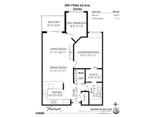 """Photo 33: 204 19366 65 Avenue in Surrey: Clayton Condo for sale in """"LIBERTY AT SOUTHLANDS"""" (Cloverdale)  : MLS®# R2591315"""