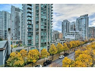 Photo 22: 607 538 SMITHE Street in Vancouver West: Downtown VW Home for sale ()  : MLS®# V1035615