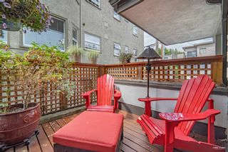 """Photo 28: 103 1633 W 11TH Avenue in Vancouver: Fairview VW Condo for sale in """"Dorchester Place"""" (Vancouver West)  : MLS®# R2608153"""