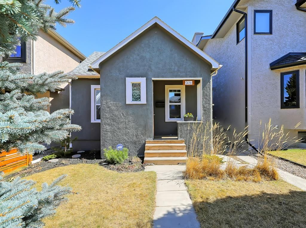 Main Photo: 2636 26 Street SW in Calgary: Killarney/Glengarry Detached for sale : MLS®# A1096073