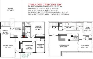 Photo 4: 27 Braden Crescent NW in Calgary: Brentwood House for sale : MLS®# C4191763