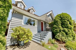 Photo 1: 4313 VICTORY Street in Burnaby: South Slope House for sale (Burnaby South)  : MLS®# R2607922