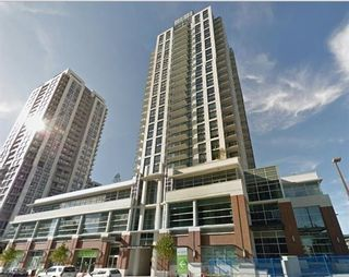 """Photo 1: 1908 3007 GLEN Drive in Coquitlam: North Coquitlam Condo for sale in """"EVERGREEN BY BOSA"""" : MLS®# R2131951"""