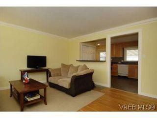 Photo 5: 3034 Doncaster Dr in VICTORIA: Vi Oaklands House for sale (Victoria)  : MLS®# 528826
