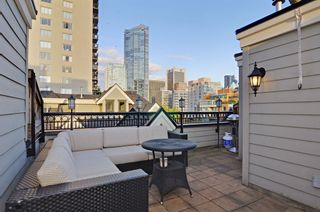 """Photo 2: 102 1135 BARCLAY Street in Vancouver: West End VW Townhouse for sale in """"BARCLAY ESTATES"""" (Vancouver West)  : MLS®# V917535"""