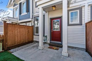 """Photo 3: 60 7169 208A Street in Langley: Willoughby Heights Townhouse for sale in """"Lattice"""" : MLS®# R2573535"""