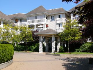 """Photo 1: 107 22022 49TH Avenue in Langley: Murrayville Condo for sale in """"MURRAY GREEN"""""""