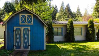Photo 40: 1606 YMCA Road in Langdale: Gibsons & Area Manufactured Home for sale (Sunshine Coast)  : MLS®# R2574027