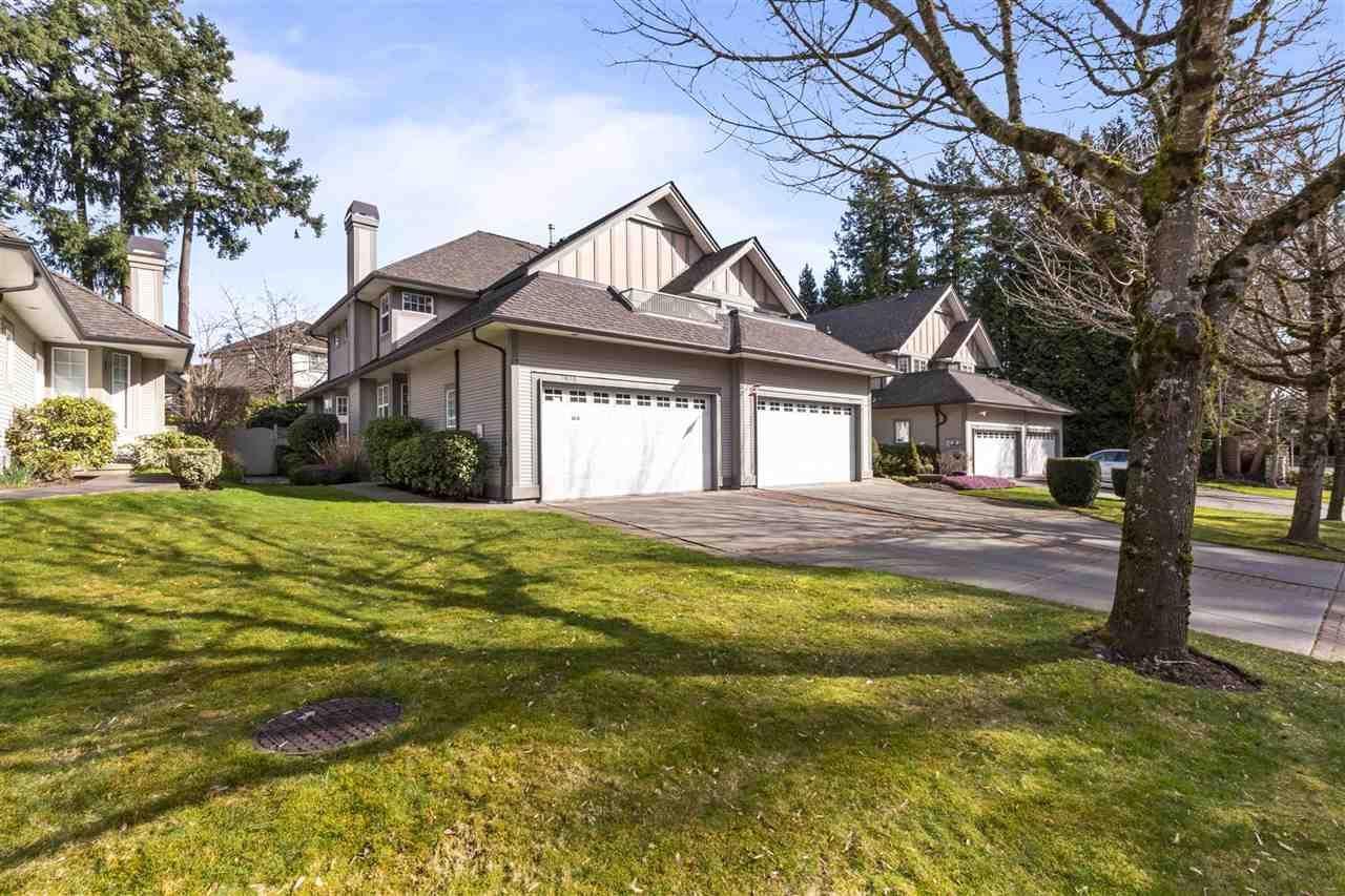 "Main Photo: 5816 122 Street in Surrey: West Newton Townhouse for sale in ""LakeBridge"" : MLS®# R2550029"