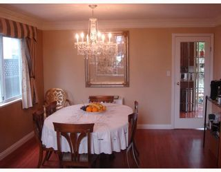 Photo 5: 3555 CUNNINGHAM Drive in Richmond: West Cambie House for sale : MLS®# V760367