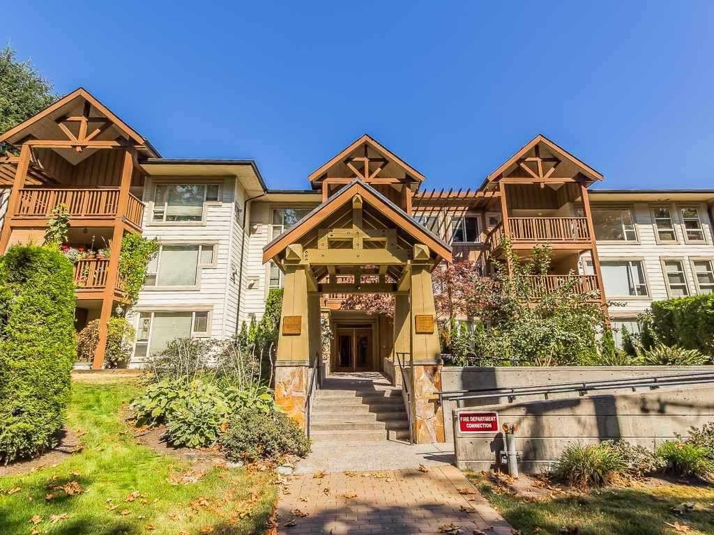 """Main Photo: 203 2323 MAMQUAM Road in Squamish: Garibaldi Highlands Condo for sale in """"The Symphony"""" : MLS®# R2279076"""