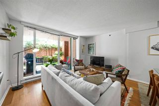 """Photo 9: 106 503 W 16TH Avenue in Vancouver: Fairview VW Condo for sale in """"Pacifica"""" (Vancouver West)  : MLS®# R2580721"""