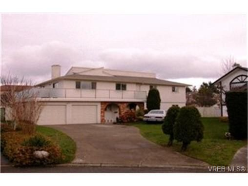 Main Photo:  in VICTORIA: SE Arbutus House for sale (Saanich East)  : MLS®# 383473