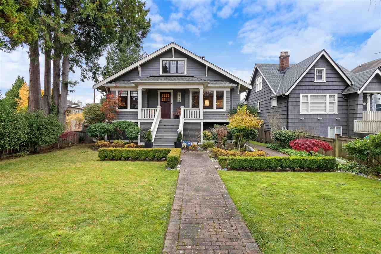 Main Photo: 6242 LARCH Street in Vancouver: Kerrisdale House for sale (Vancouver West)  : MLS®# R2519041
