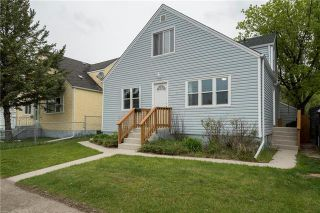 Main Photo: 825 St Matthews Avenue in Winnipeg: Residential for sale (5C)  : MLS®# 1913427