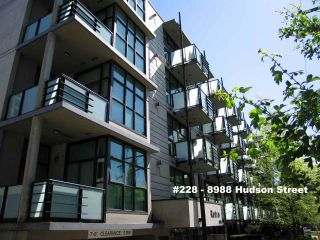 """Photo 1: 228 8988 HUDSON Street in Vancouver: Marpole Condo for sale in """"RETRO LOFTS"""" (Vancouver West)  : MLS®# R2061746"""
