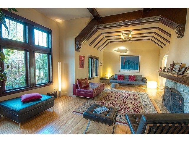 Photo 3: Photos: 1462 Minto Cr in Vancouver: Shaughnessy House for sale (Vancouver West)