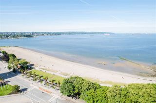 """Photo 1: 1903 1835 MORTON Avenue in Vancouver: West End VW Condo for sale in """"Ocean Towers"""" (Vancouver West)  : MLS®# R2530761"""