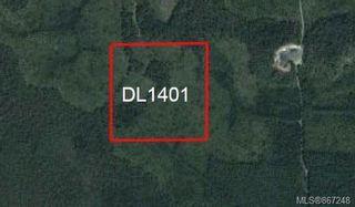 Main Photo: 1401 Alaska Pine Rd in : PA Ucluelet Land for sale (Port Alberni)  : MLS®# 867248