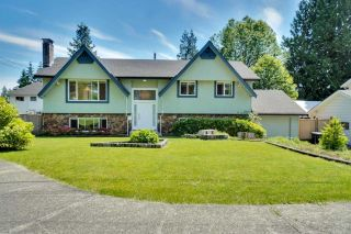 Photo 1: 1848 HAVERSLEY Avenue in Coquitlam: Central Coquitlam House for sale : MLS®# R2589926