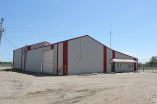 Photo 1: 4725 Railway Ave: Elk Point Industrial for sale : MLS®# E4226307