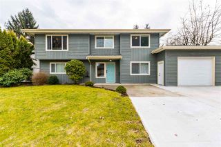 Photo 1: 35222 WELLS GRAY Avenue: House for sale in Abbotsford: MLS®# R2545450