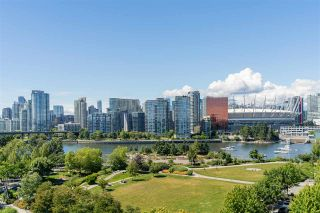 """Photo 4: 807 181 W 1ST Avenue in Vancouver: False Creek Condo for sale in """"BROOK AT THE VILLAGE"""" (Vancouver West)  : MLS®# R2591261"""