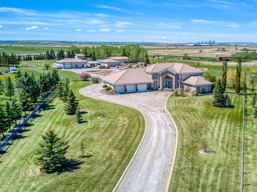 Main Photo: 55 Marquis Meadows Place SE: Calgary Detached for sale : MLS®# A1080636