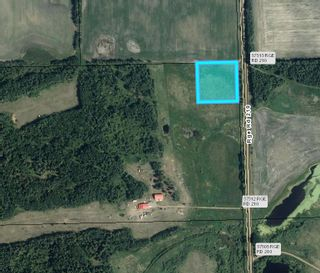 Main Photo: TWP 574 RR 210: Rural Sturgeon County Rural Land/Vacant Lot for sale : MLS®# E4237858