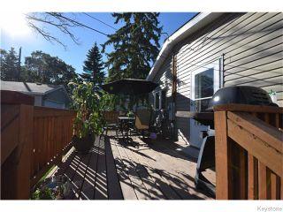 Photo 11: 280 Cheriton Avenue in Winnipeg: East Kildonan Residential for sale (North East Winnipeg)  : MLS®# 1620534
