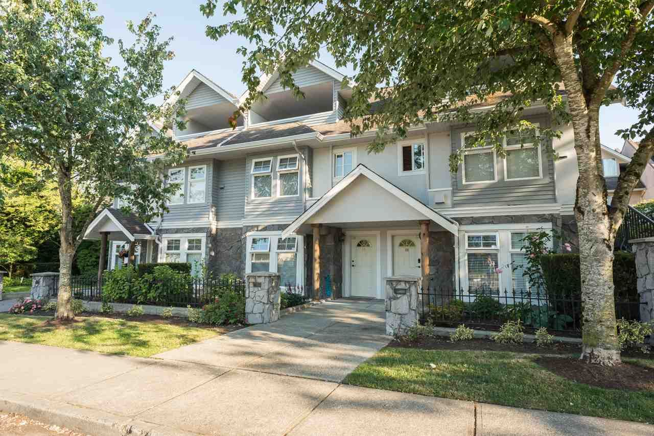 """Main Photo: 27 15442 16A Avenue in Surrey: King George Corridor Townhouse for sale in """"Carleton Court"""" (South Surrey White Rock)  : MLS®# R2280118"""