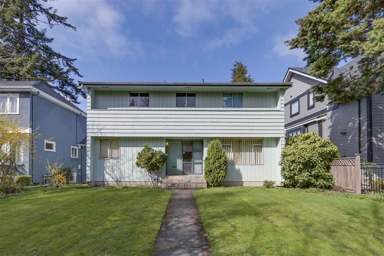 Main Photo: 3229 W 26TH AVENUE in Vancouver: MacKenzie Heights House for sale (Vancouver West)  : MLS®# R2275655