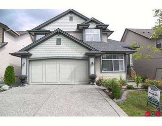 """Photo 1: 6966 198TH Street in Langley: Willoughby Heights House for sale in """"Providence"""" : MLS®# F2720798"""