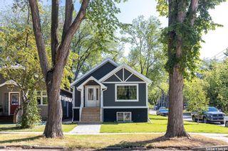 Photo 1: 219 Albert Avenue in Saskatoon: Nutana Residential for sale : MLS®# SK868001