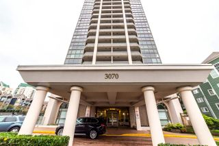 """Photo 1: 1507 3070 GUILDFORD Way in Coquitlam: North Coquitlam Condo for sale in """"LAKESIDE TERRACE"""" : MLS®# R2226403"""