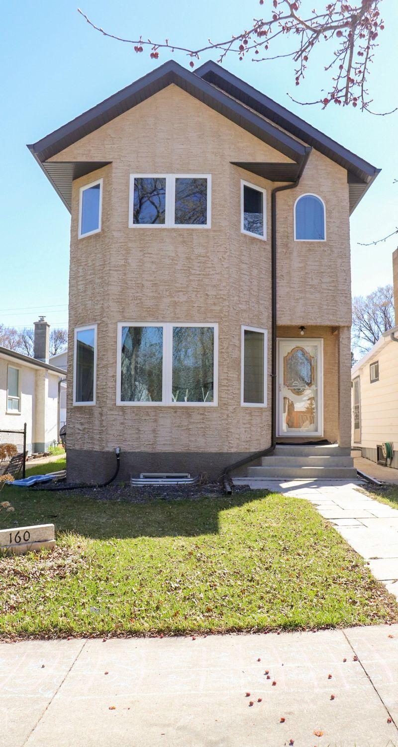 FEATURED LISTING: 160 Burrin Avenue Winnipeg