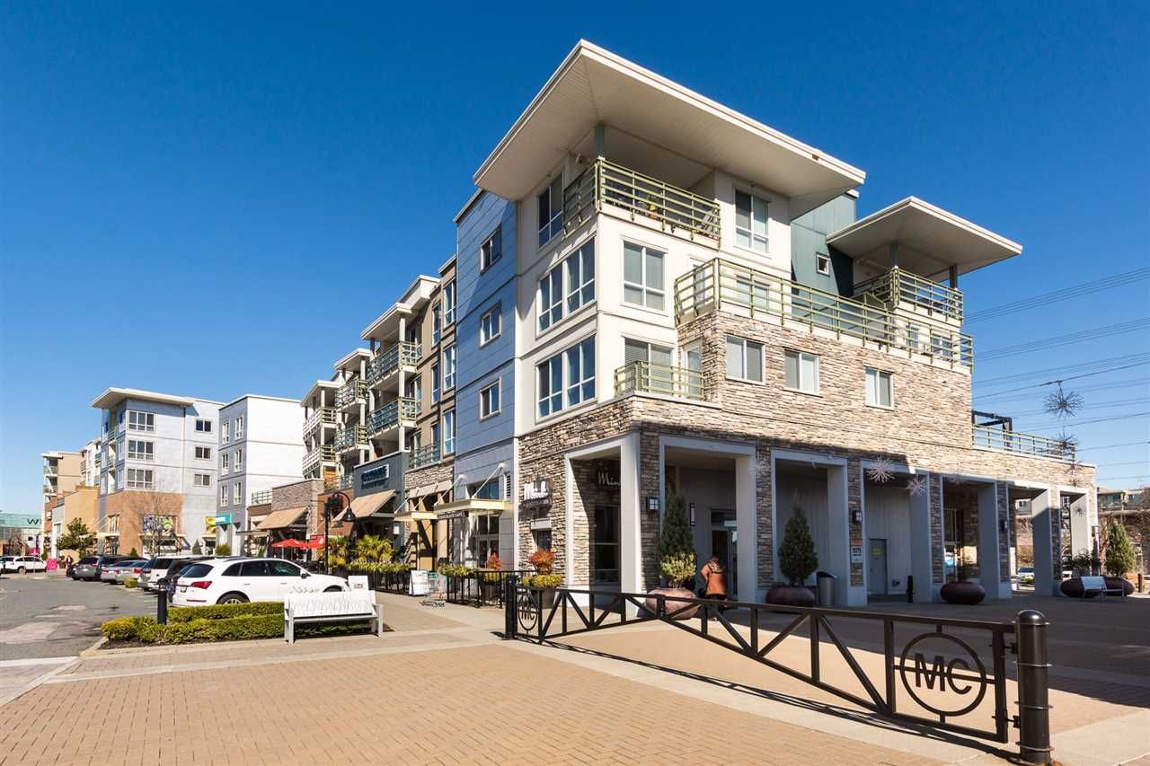 Main Photo: 306 15775 CROYDON Drive in Surrey: Grandview Surrey Condo for sale (South Surrey White Rock)  : MLS®# R2258973