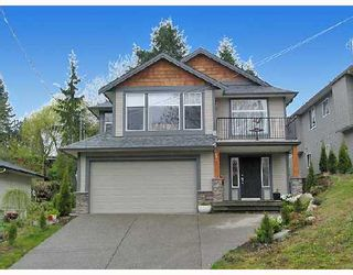 Photo 1: 825 NORTH Road in Coquitlam: Coquitlam West House for sale : MLS®# V704750