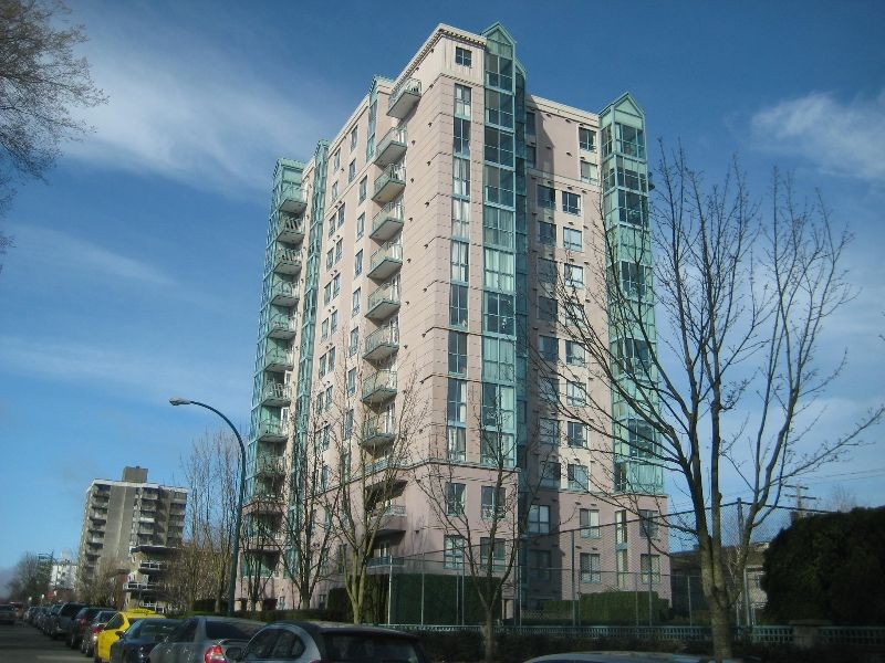 """Main Photo: #103  2988 Alder in Vancouver: Fairview VW Condo for sale in """"Shaughnessy Gate"""" (Vancouver West)  : MLS®# V800205"""