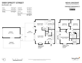 Photo 35: 5909 SPROTT Street in Burnaby: Central BN 1/2 Duplex for sale (Burnaby North)  : MLS®# R2564662