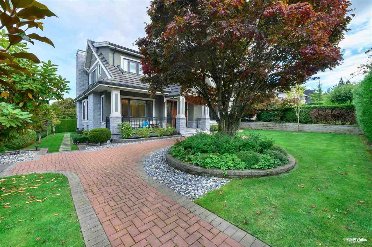 Main Photo: 4810 OSLER Street in Vancouver: Shaughnessy House for sale (Vancouver West)  : MLS®# R2502358