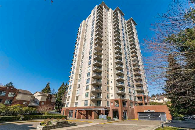 Main Photo: 703-7077 Beresford Street in Burnaby: Highgate Condo for sale (Burnaby South)  : MLS®# R2445324