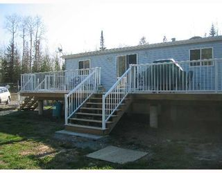 """Photo 8: 19450 CHIEF LK Road in Prince_George: N76CH Manufactured Home for sale in """"CHIEF LAKE"""" (PG Rural North (Zone 76))  : MLS®# N172232"""