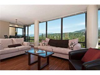 """Photo 1: 1008 110 BREW Street in Port Moody: Port Moody Centre Condo for sale in """"ARIA-SUTER BROOK"""" : MLS®# V840788"""