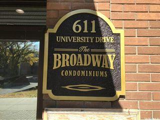 Photo 3: 608 611 University Drive in Saskatoon: Nutana Residential for sale : MLS®# SK873810