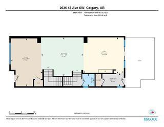 Photo 35: 2036 45 Avenue SW in Calgary: Altadore Semi Detached for sale : MLS®# A1153794