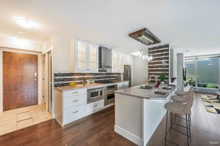 """Photo 8: 405 1650 W 7TH Avenue in Vancouver: Fairview VW Condo for sale in """"Virtu"""" (Vancouver West)  : MLS®# R2617360"""