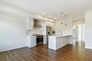Main Photo: 504 Greenbriar Common NW in Calgary: Greenwood/Greenbriar Row/Townhouse for sale : MLS®# A1115854