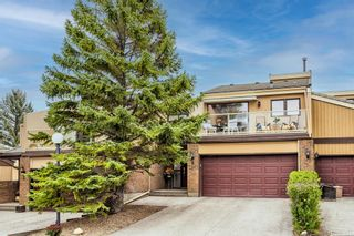 Photo 28: 8 1220 Prominence Way SW in Calgary: Patterson Row/Townhouse for sale : MLS®# A1143314